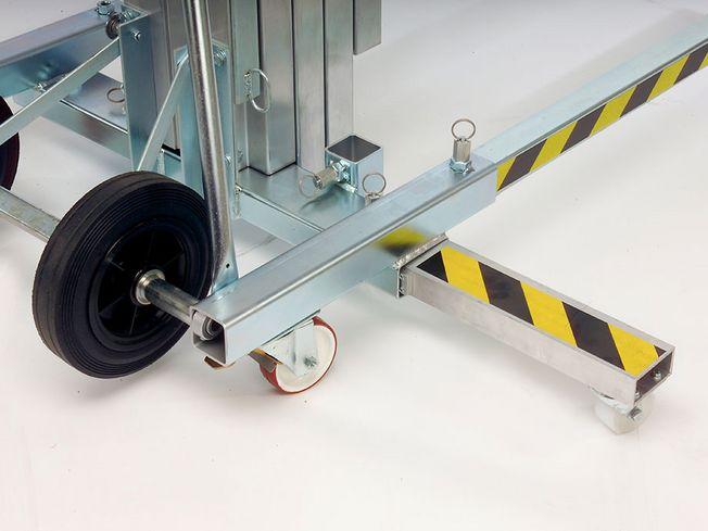 Böcker LMC - Kompakter ALP-Lasten-Lift für schnellen Einsatz